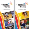 Canada Games Centre - pop up banners