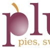 Plum pies, sweets & treats - logo