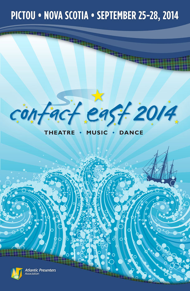 Contact East 2014 Poster