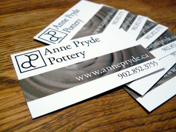 Anne Pryde Pottery cards