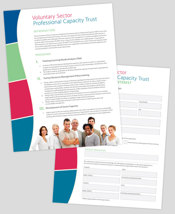 Voluntary Sector Professional Capacity Trust