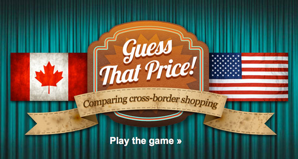 Guess that price: Comparing cross-border shopping