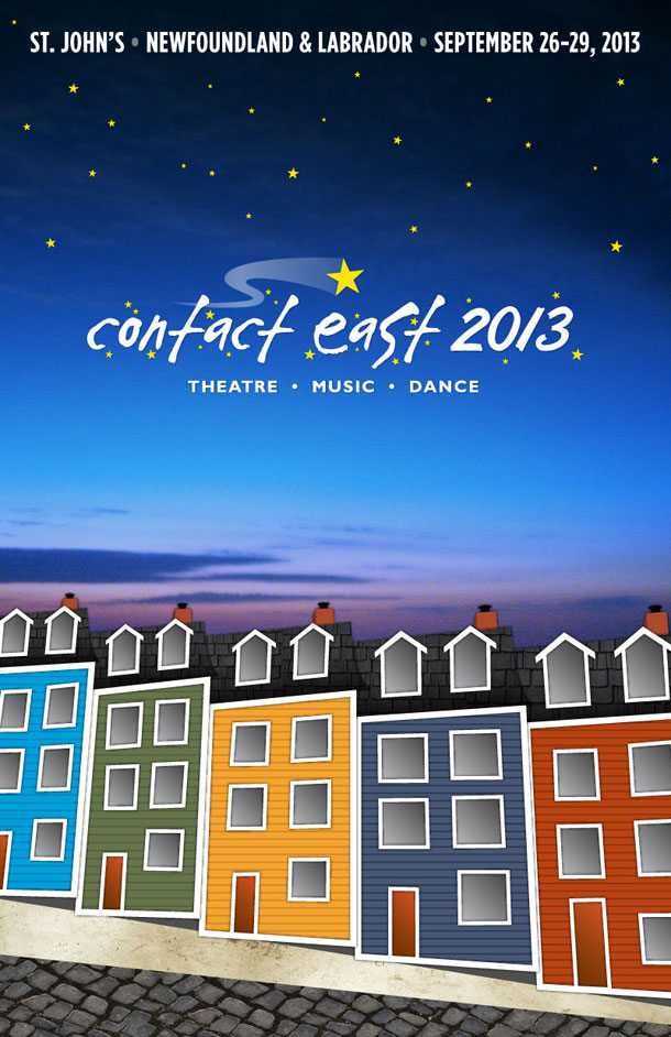 Contact East 2013 - Poster